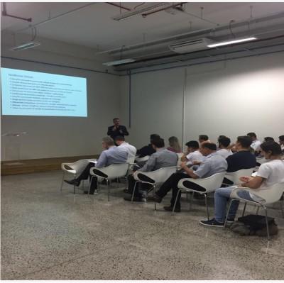 ALMACO comemora resultado de evento em Joinville/SC