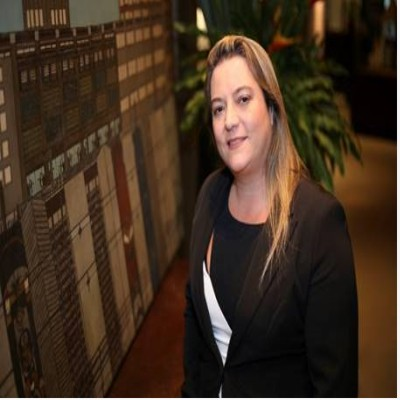 Erika Bernardino Aprá é eleita presidente da ALMACO